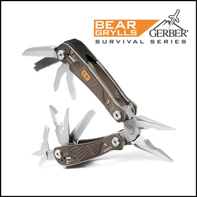 Bear Grylls Ultimate Multi-Tool by Gerber