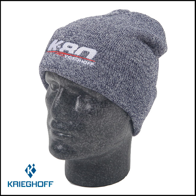 Krieghoff K-80 Sport Beanie - Heather Navy