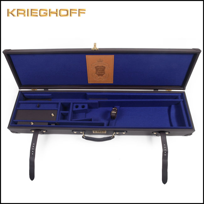 Krieghoff Fine Leather Gun Case (K-80 Parcours)