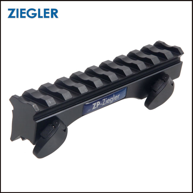 Ziegler Quick Release Mount for Blaser - Picatinny Rail