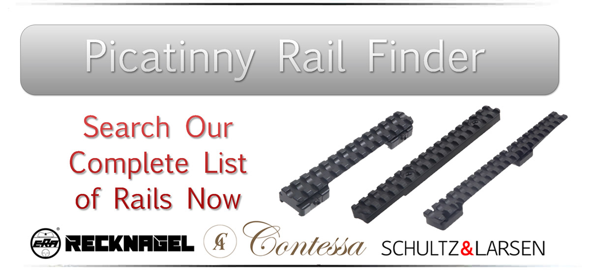 The Alan Rhone Store Picatinny Rail Finder