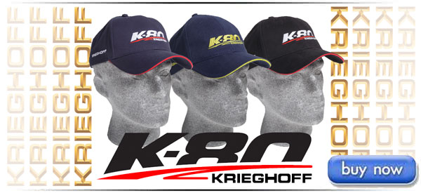 New 2016 Krieghoff K-80 Sport Hats